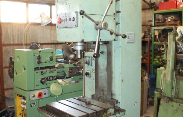 2H135 orosz oszlopos fúrógép